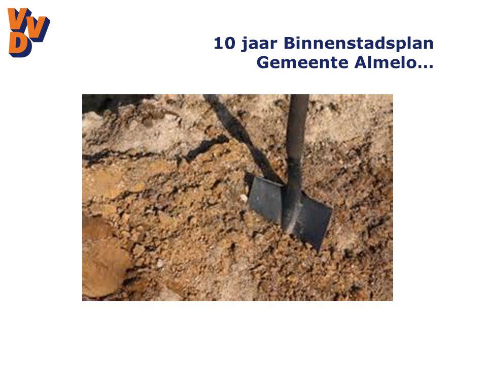 10 jaar Binnenstadsplan Gemeente Almelo…