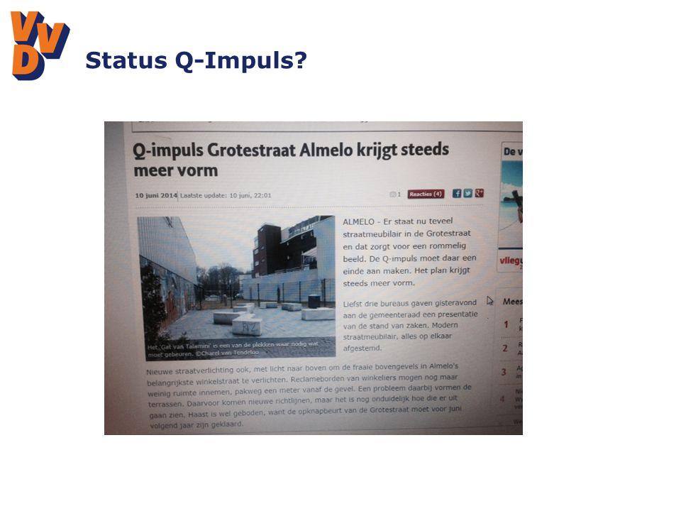 Status Q-Impuls?