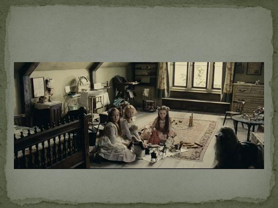 Thema 1: Geesten Arthur kibbs komt in het verhaal constant geesten tegen, meestal de vrouw in het zwart maar soms ook de geesten van gestorven kinderen.