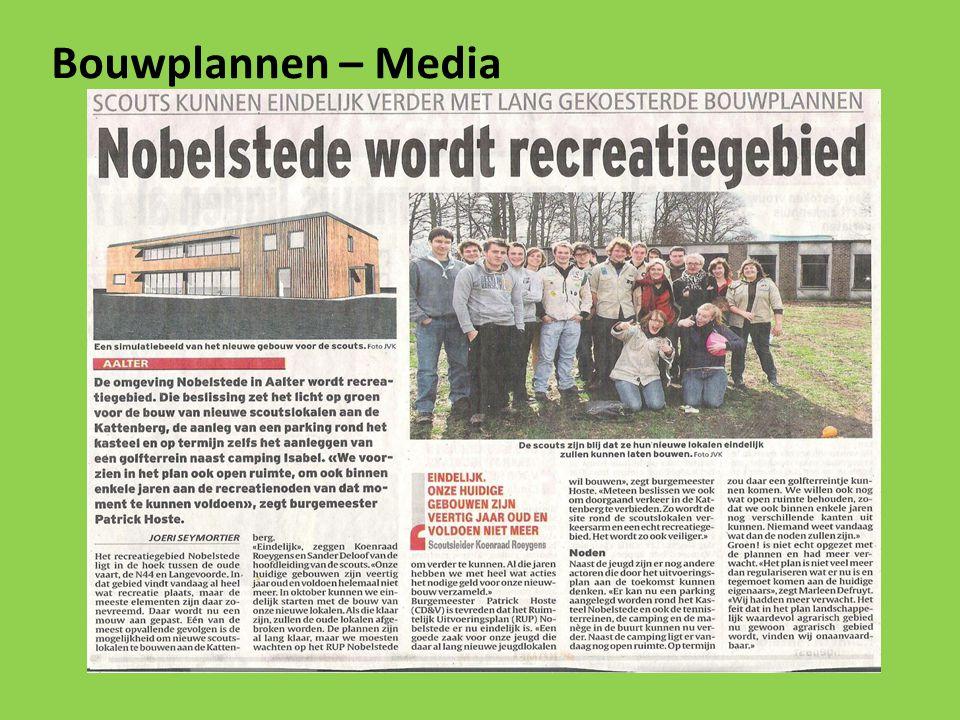 Bouwplannen – Media