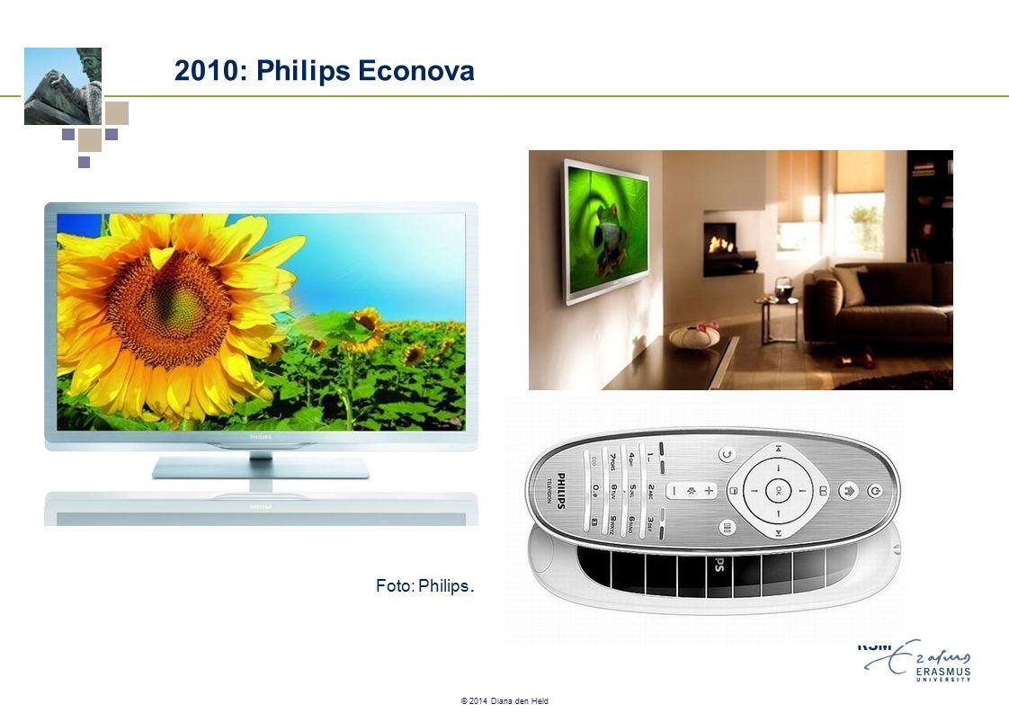 © 2014 Diana den Held 2010: Philips Econova Foto: Philips.