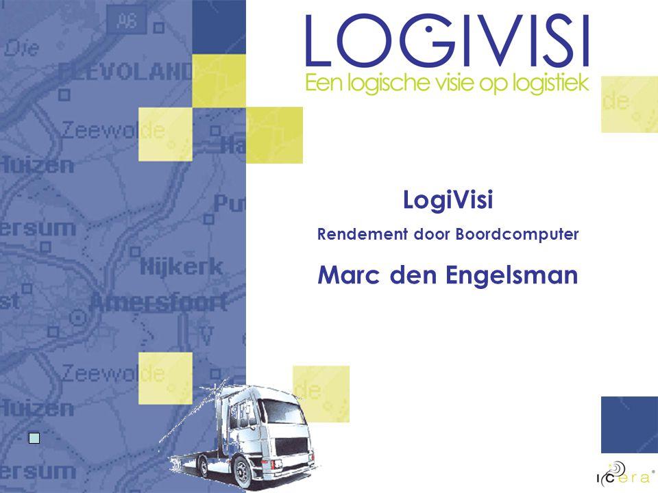 LogiVisi Rendement door Boordcomputer Marc den Engelsman