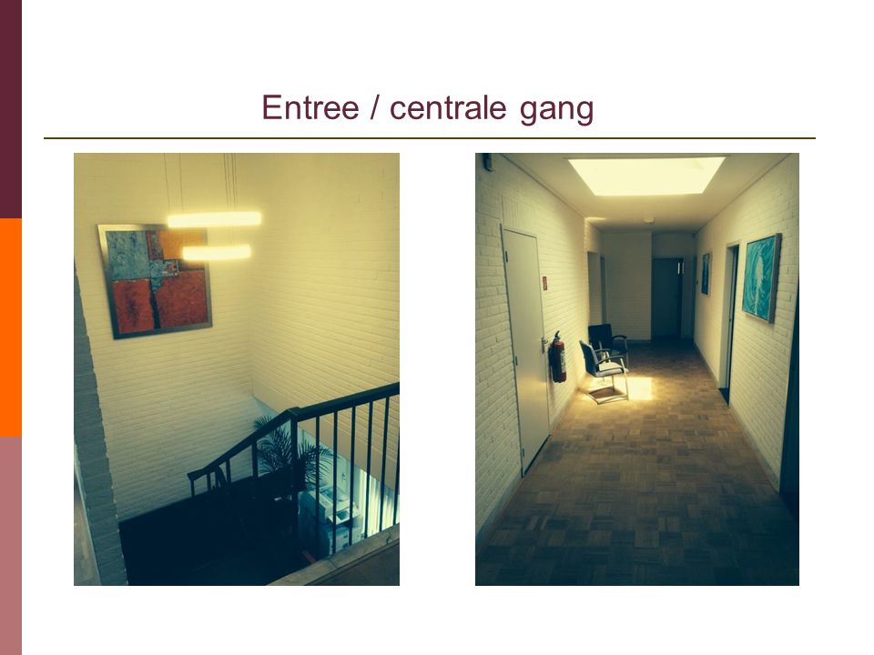 Entree / centrale gang