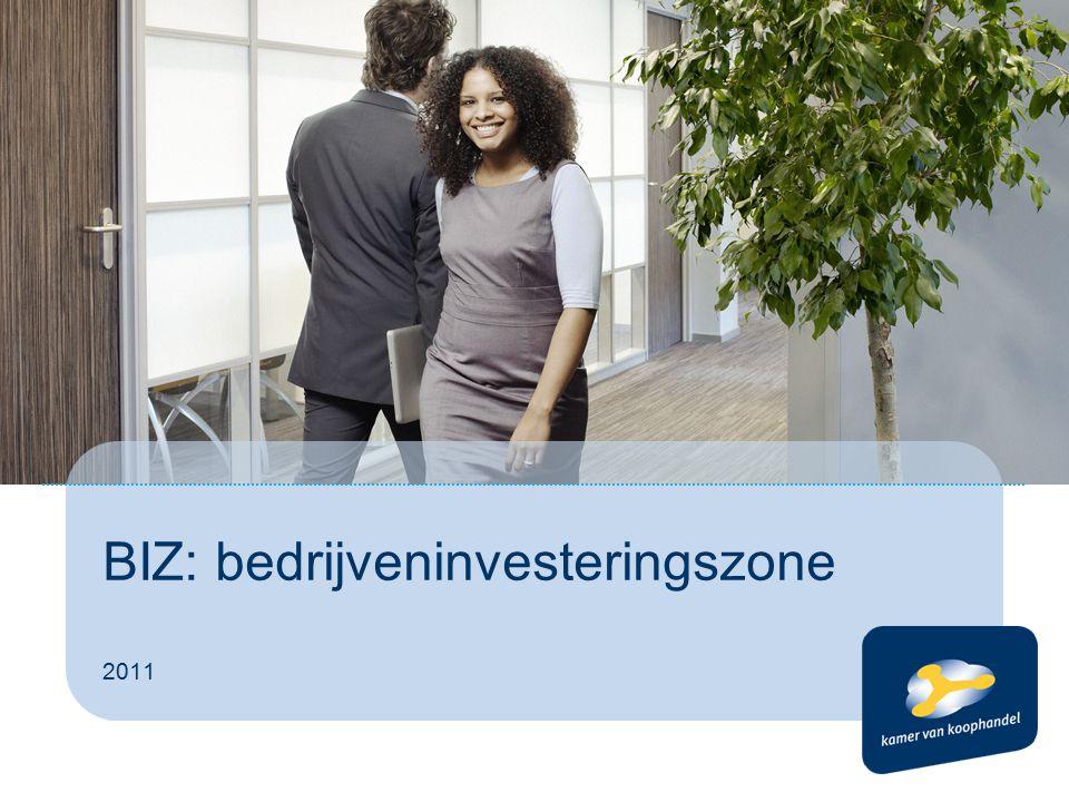 BIZ: bedrijveninvesteringszone 2011