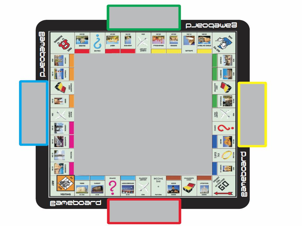 12 Product Gameboard