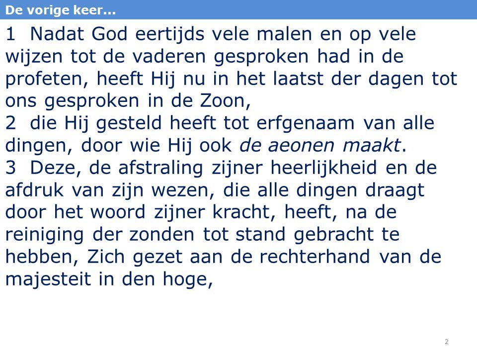13 1 Van David.Een psalm.