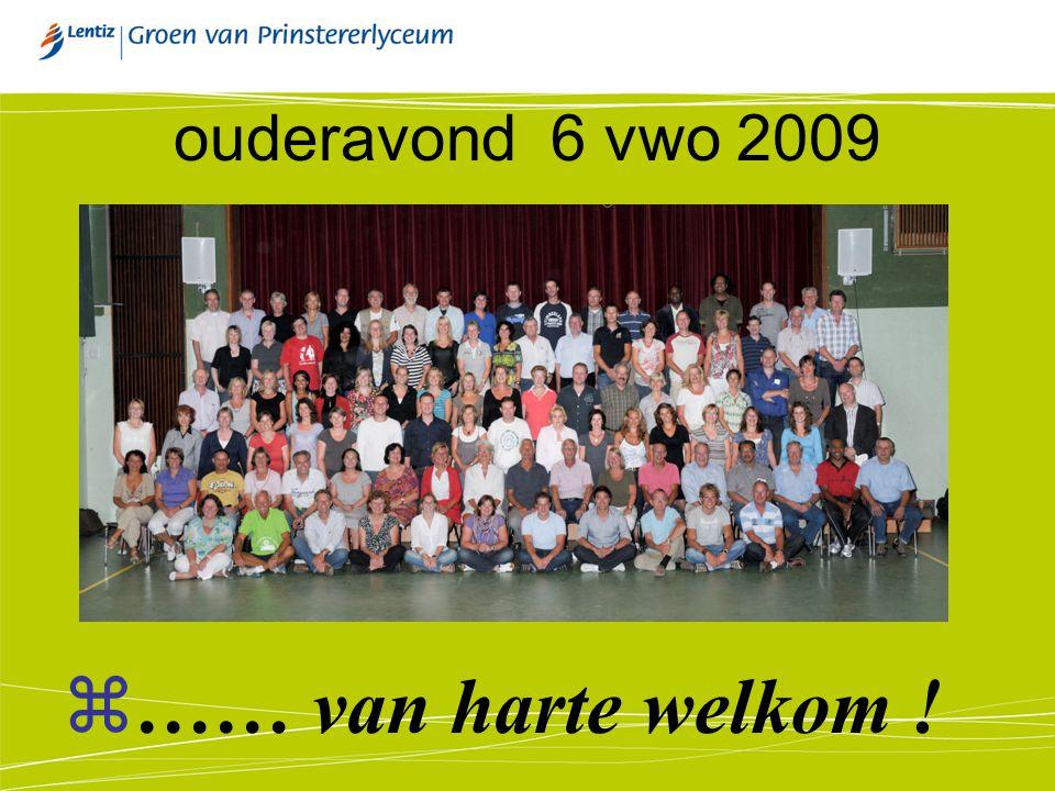 Mentoren: V6A Trudy van Gijtenbeek V6B Piet van der Wiel