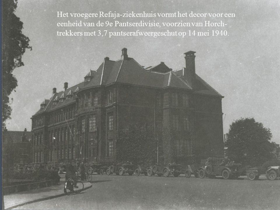Een buitengewoon symbolische opname van een Duitse Gefreiter aan de Dordtse Kalkhaven, vermoedelijk net na de capitulatie genomen.
