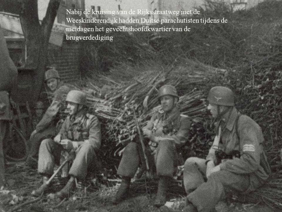 Moerdijkbruggen - september 1940