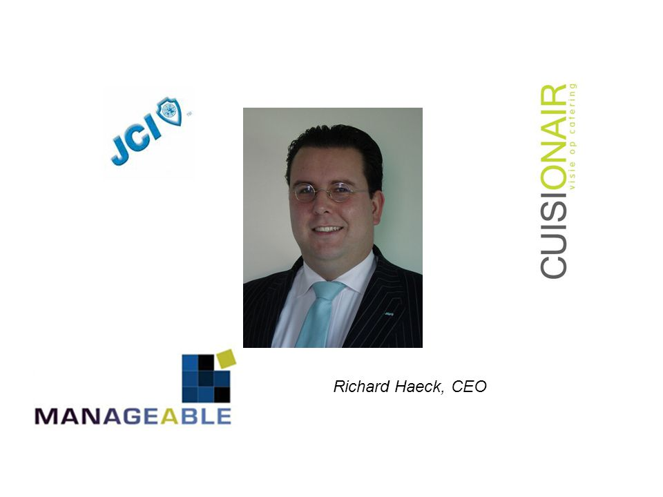 Richard Haeck, CEO