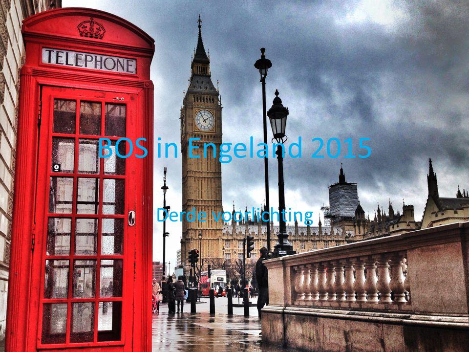 BOS in Engeland 2015 Derde voorlichting
