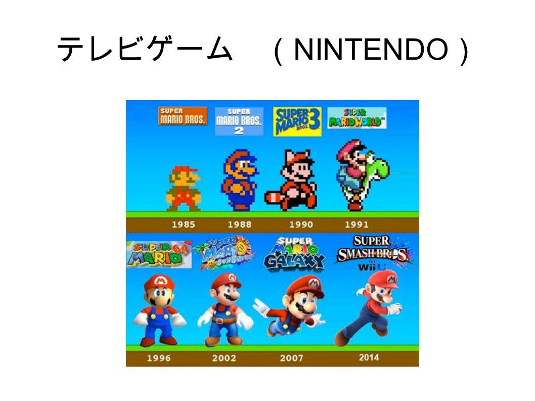 テレビゲーム ( NINTENDO )