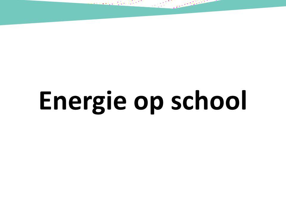 Energie op school
