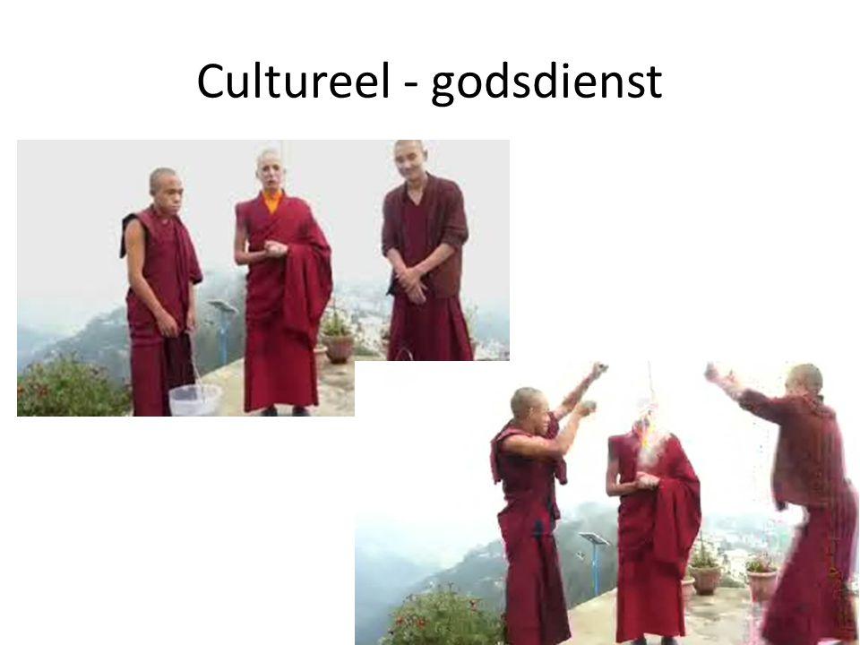Cultureel - godsdienst