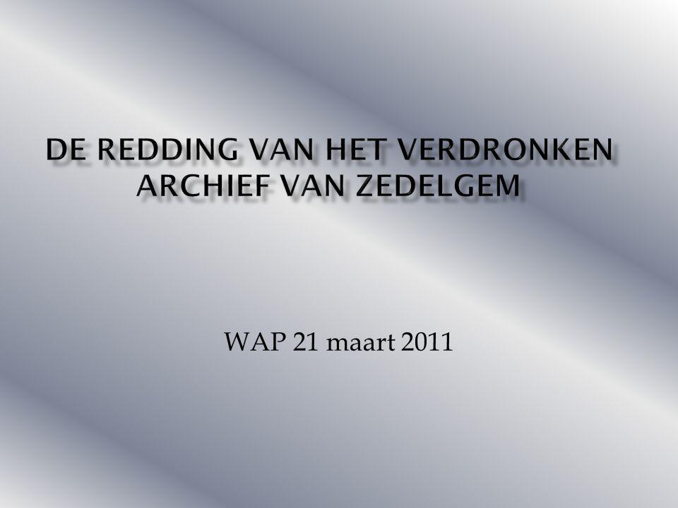 WAP 21 maart 2011