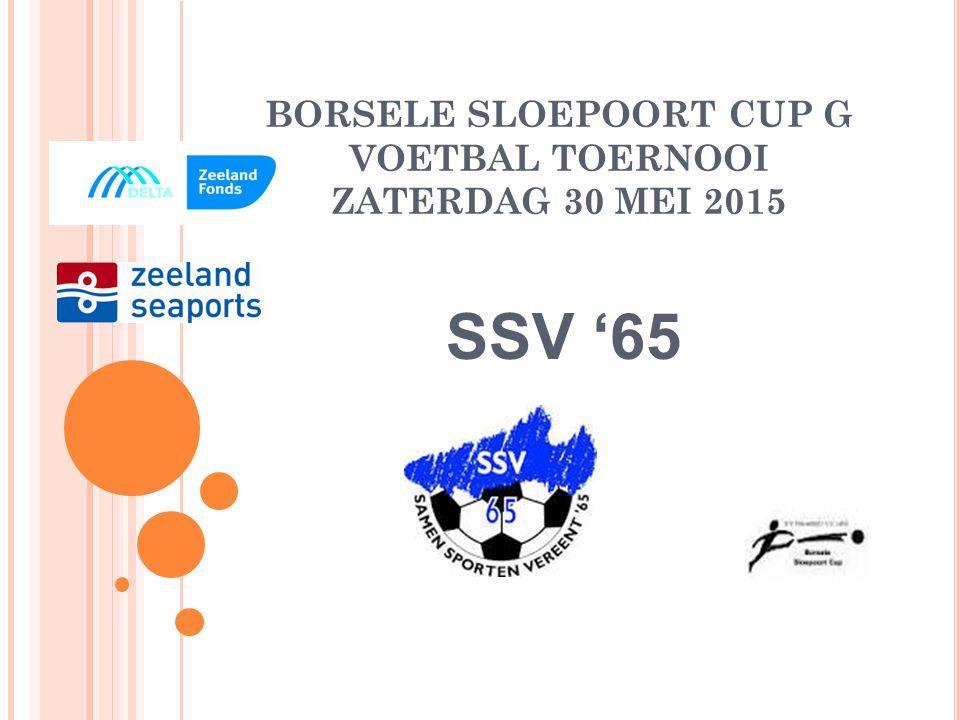 BORSELE SLOEPOORT CUP G VOETBAL TOERNOOI ZATERDAG 30 MEI 2015 FC AXEL