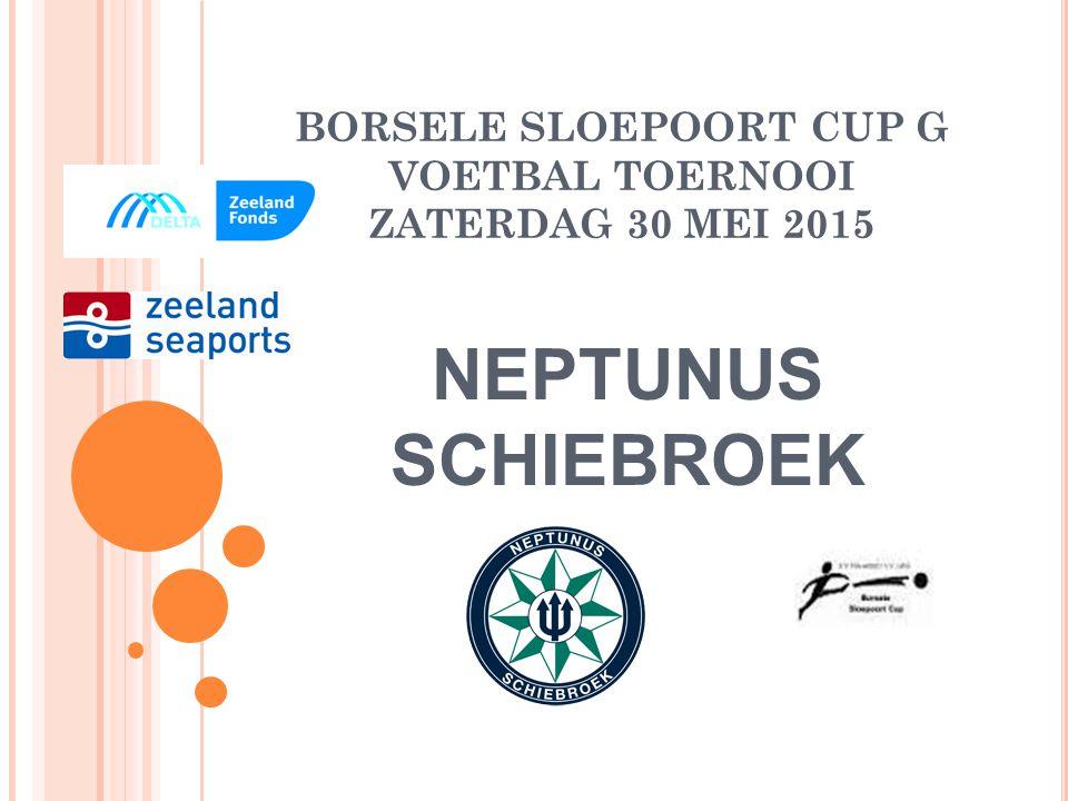 BORSELE SLOEPOORT CUP G VOETBAL TOERNOOI ZATERDAG 30 MEI 2015 SSV '65