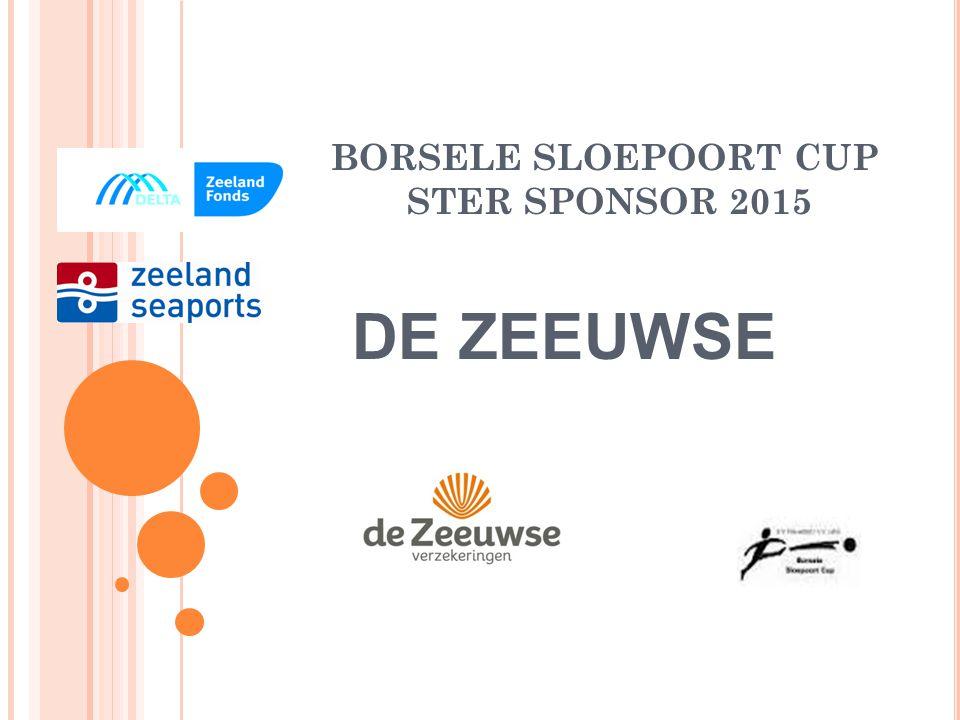 BORSELE SLOEPOORT CUP STER SPONSOR 2015 ZLM
