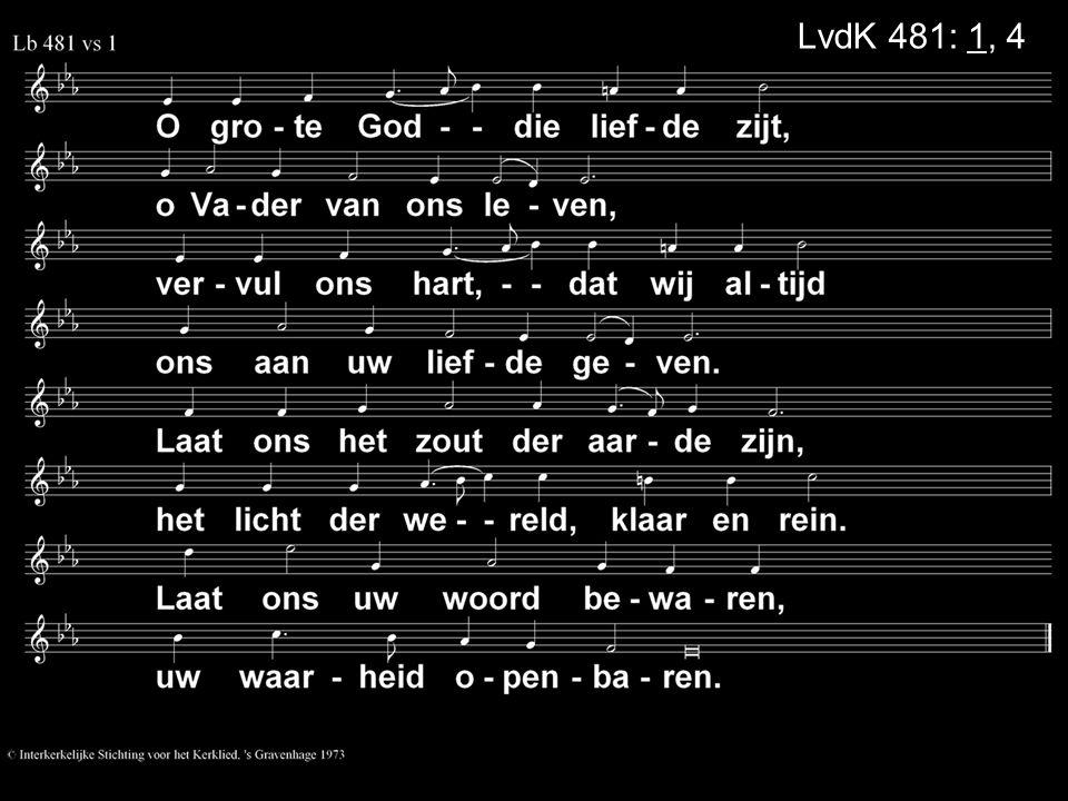 LvdK 481: 1, 4