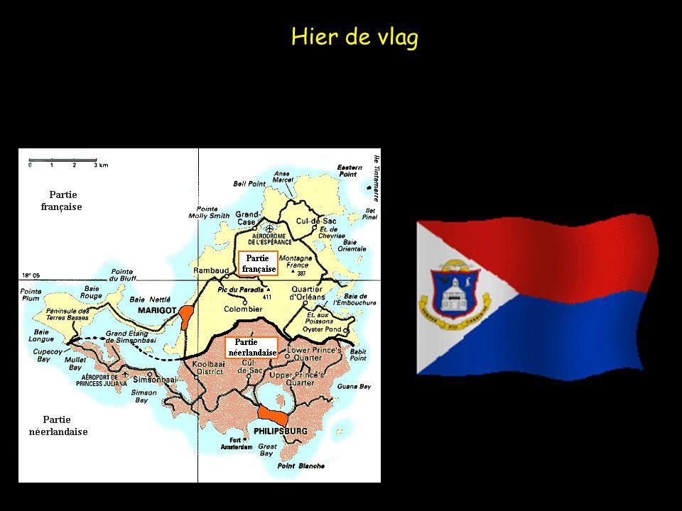 Sint-Maarten is een klein idyllisch eiland, met een Nederlands en een Frans gedeelte, men vermaakt zich er prima.