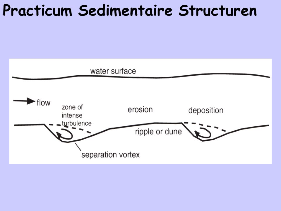 Practicum Sedimentaire Structuren
