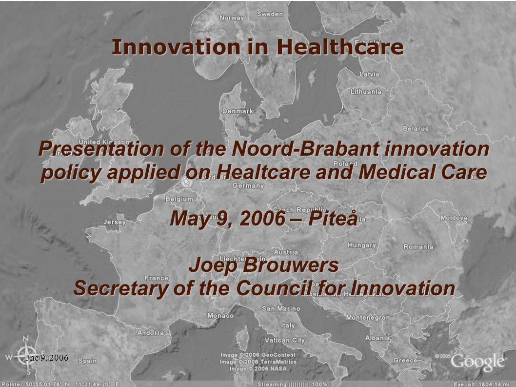 Jne 9, 2006 Noord-Brabant: a short introduction