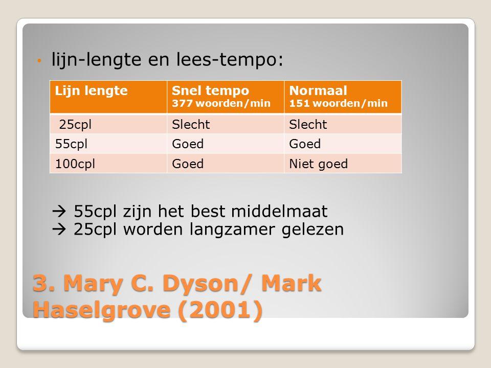 3. Mary C.