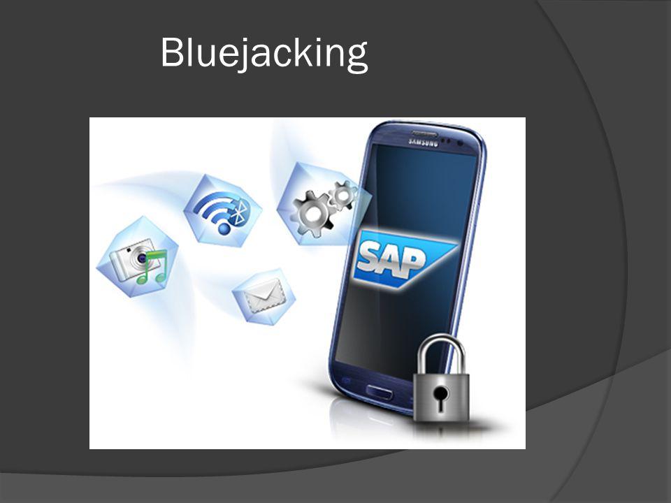 Bluejacking