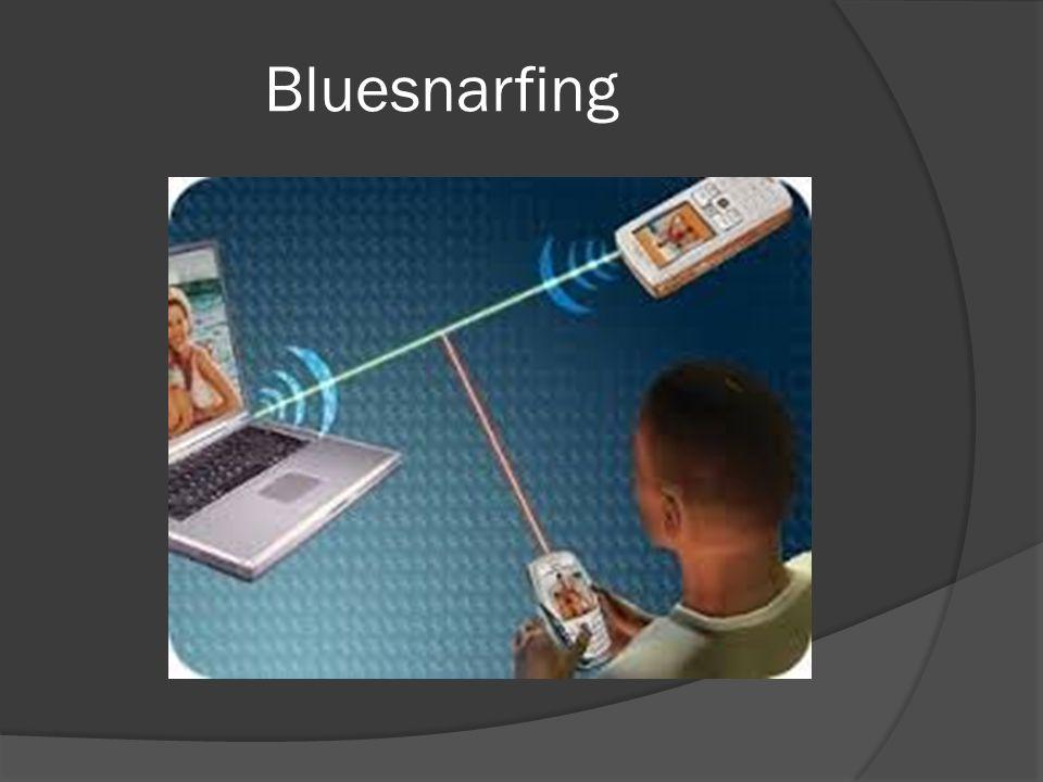 Bluesnarfing