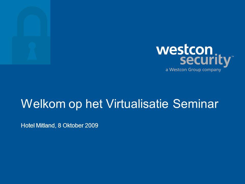 Wie is Westcon Security.