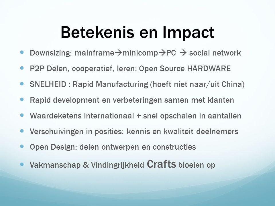 Voorbeeld van het nieuwe Ontwerpen en Produceren WikiSpeed MODULAR design allows rapid changes by us and by you