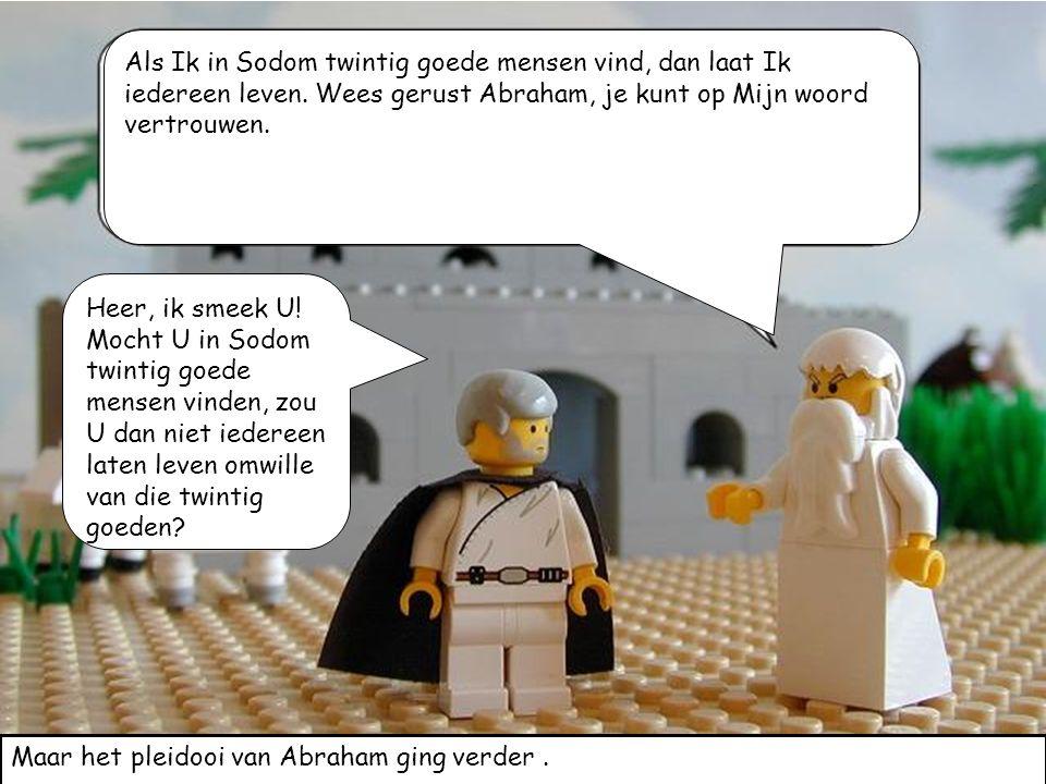 Op dat ogenblik zaten de engelen met Lot aan tafel en bespraken ze de toestand van Sodom en Gomorra.