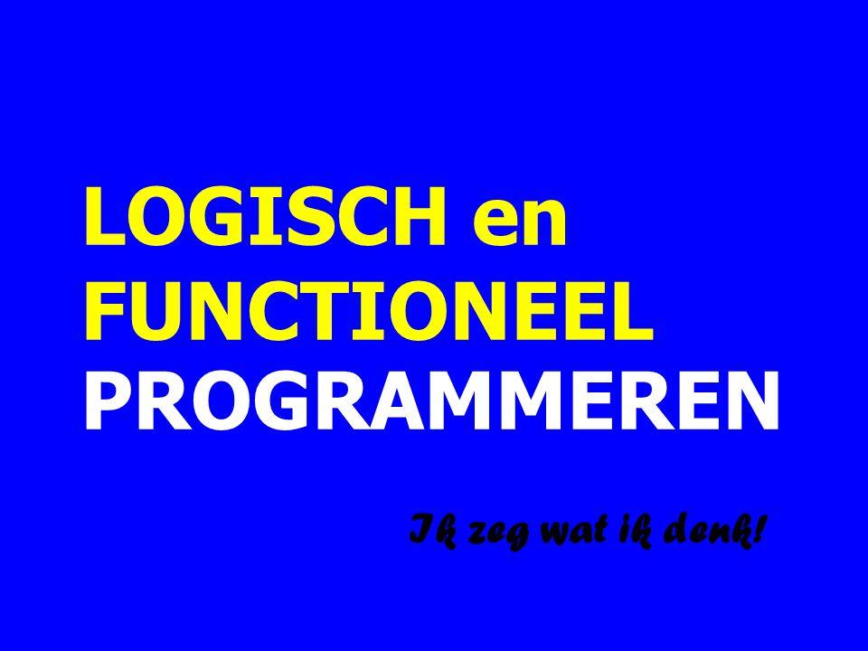 Patronen èn recursie sum :: [Int]  Int sum [ ] = 0 sum (x:xs)= x + sum xs length :: [Int]  Int length [ ]= 0 length (x:xs)= 1 + length xs