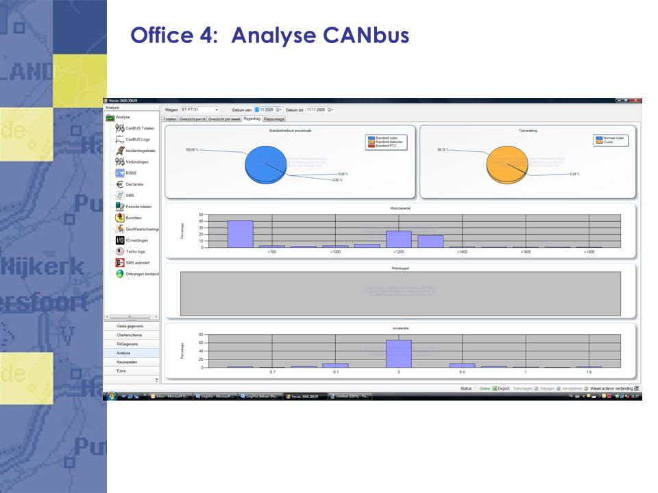 Office 4: Analyse CANbus