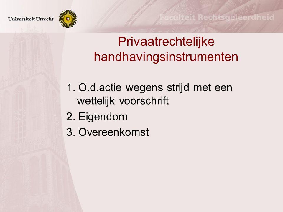 De doorkruisingsleer in perspectief: handhaving Mr. dr. A.P.W. Duijkersloot April 2010