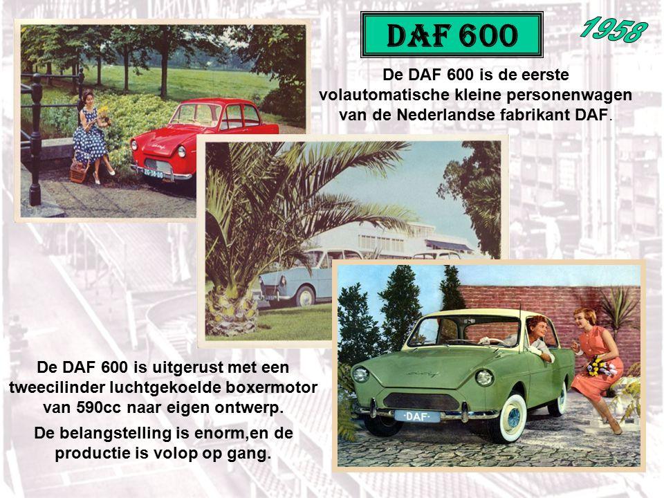 De wereldtentoonstelling van 1958 is het evenement van het jaar. Deze wordt geopend door onze Koning Boudewijn op 17 april. Expo 1958 Maar liefst 50 p