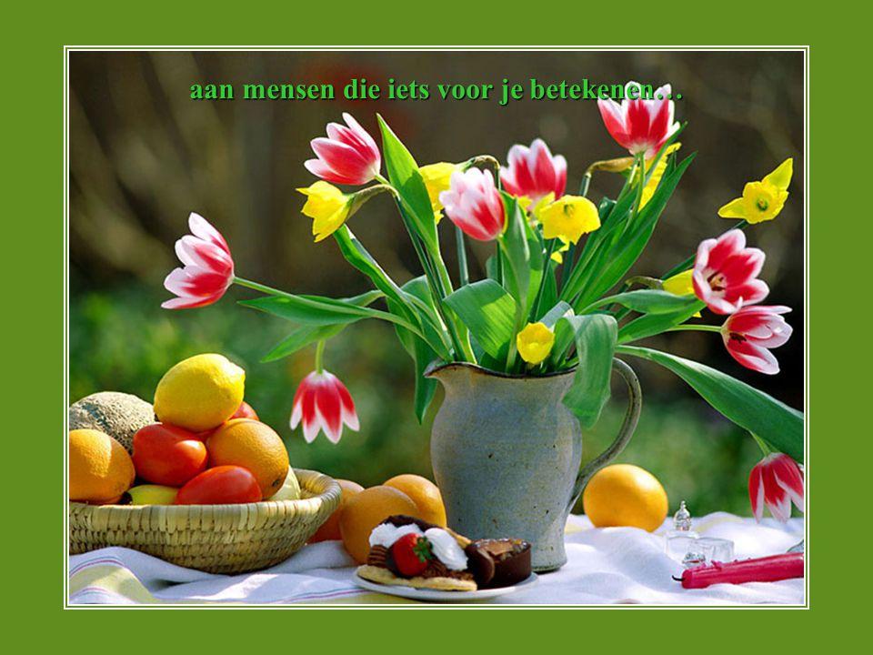 Bezorg deze bloemetjes bij je vrienden…
