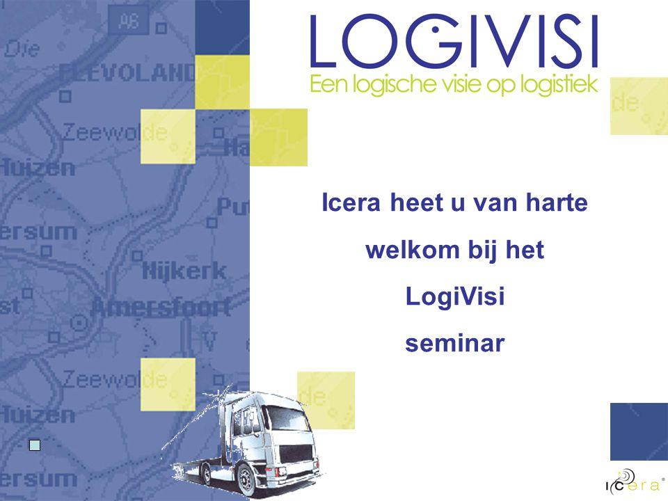 Icera heet u van harte welkom bij het LogiVisi seminar