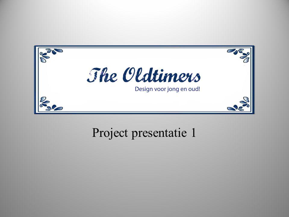 Project presentatie 1