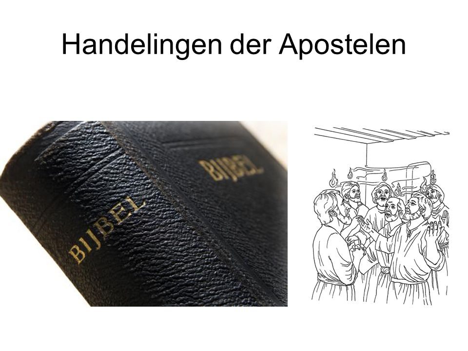 Handelingen der Apostelen
