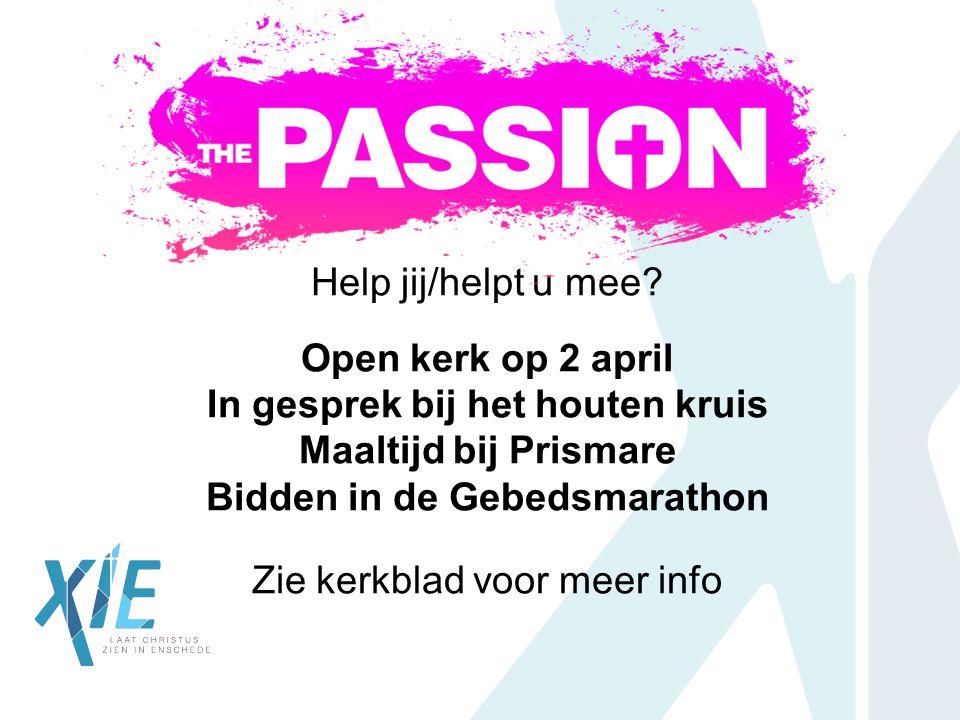 Op eerste Paasdag, zondag 5 april is iedereen vanaf 7.50 uur van harte welkom in het jeugdgebouw.