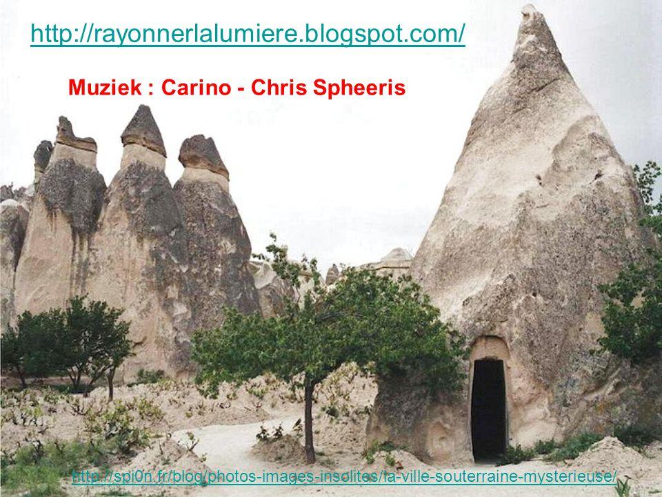 Die tunnel leidt naar een andere onderaardse stad in Capadocië: Kaymakli.