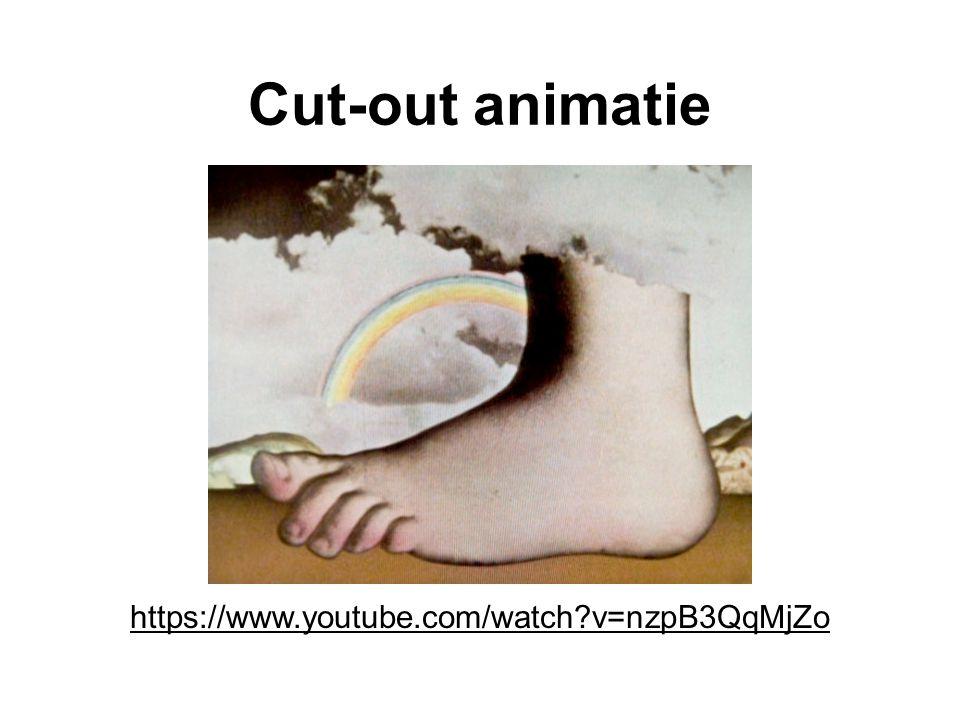 Stop-motion animatie