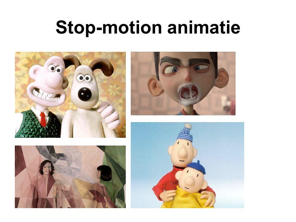 http://youtu.be/AImXP2gQKu0?t=9s Stop-motion animatie