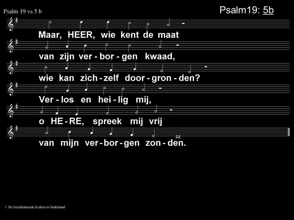 Psalm19: 5b