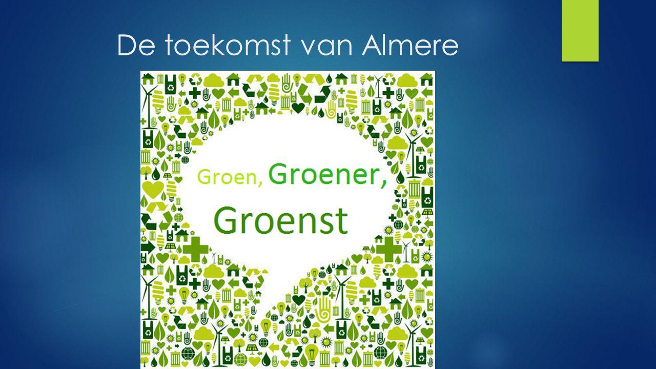 De toekomst van Almere