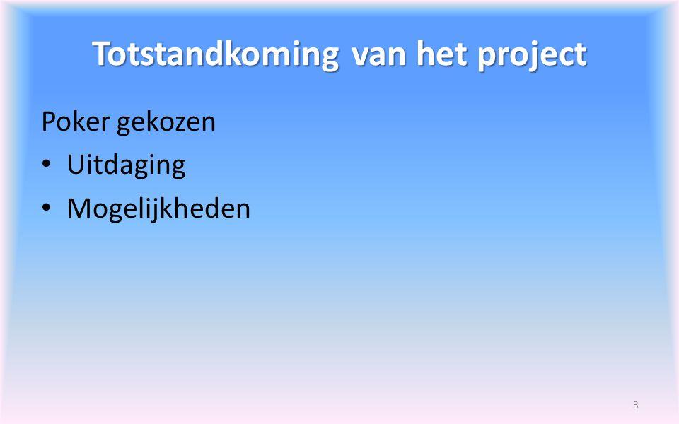 Projectorganisatie Projectgroep Versiebeheer Communicatie Afspraken 4