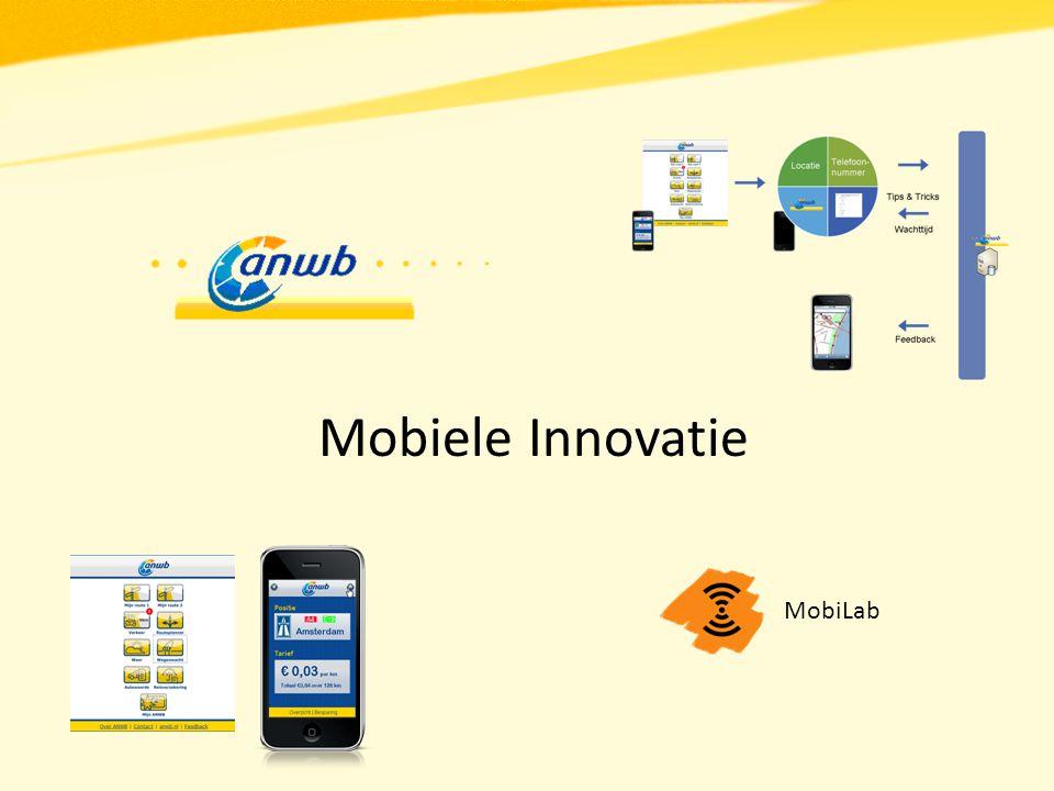 MobiLab Mobiele Innovatie
