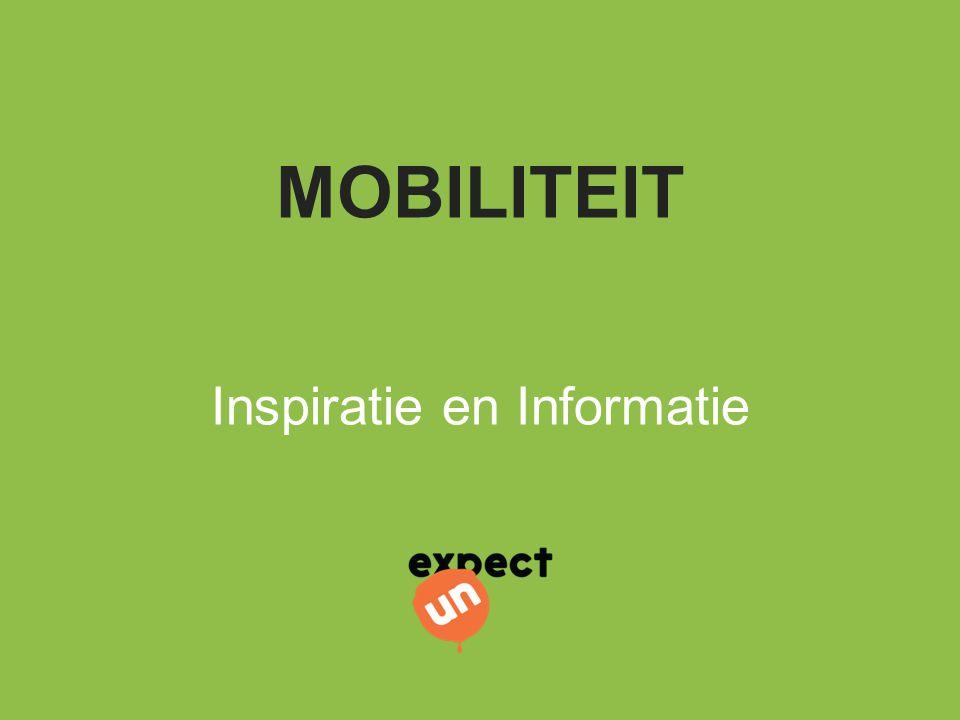 MOBILITEIT Inspiratie en Informatie