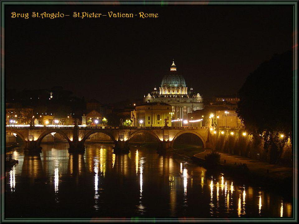 St. Pieter - Vatican - Rome - Italie